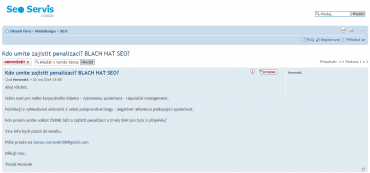BLACH HAT SEO #fail