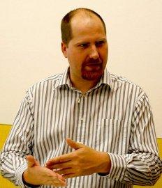Ondřej Filip, ředitel CZ.NIC