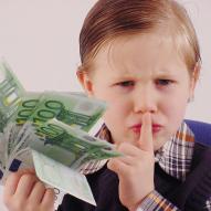 Jak naučit děti hospodařit sfinancemi?