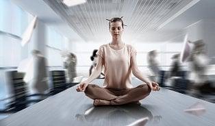 Jak na stres vpráci? Vydýchejte ho