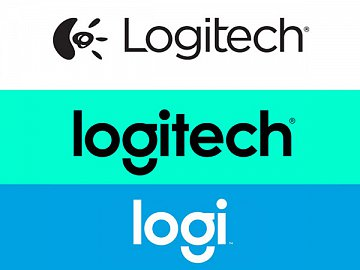 Staré logo, nové logo a zkrácená varianta