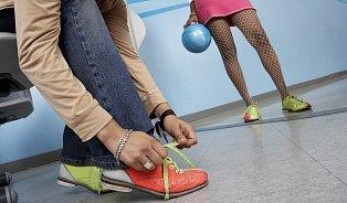 Erární boty na bowling? Nikdy!
