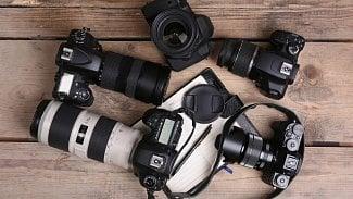Fotoaparáty foto