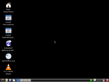 Live Easy Debian