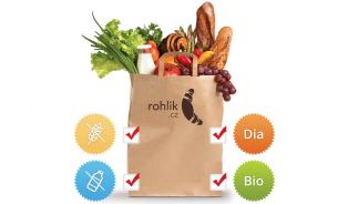 Rohlik.cz ujíždí konkurenci vonline prodeji potravin. Alespoň pokud jde ofiltrování