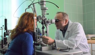 Jsme společnost založená na zraku. Proto oční nemoc velmi hendikepuje