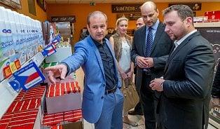 Penny Market podporuje české potraviny