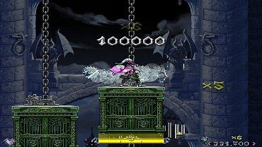 Savant– Ascent - obrázky ze hry.