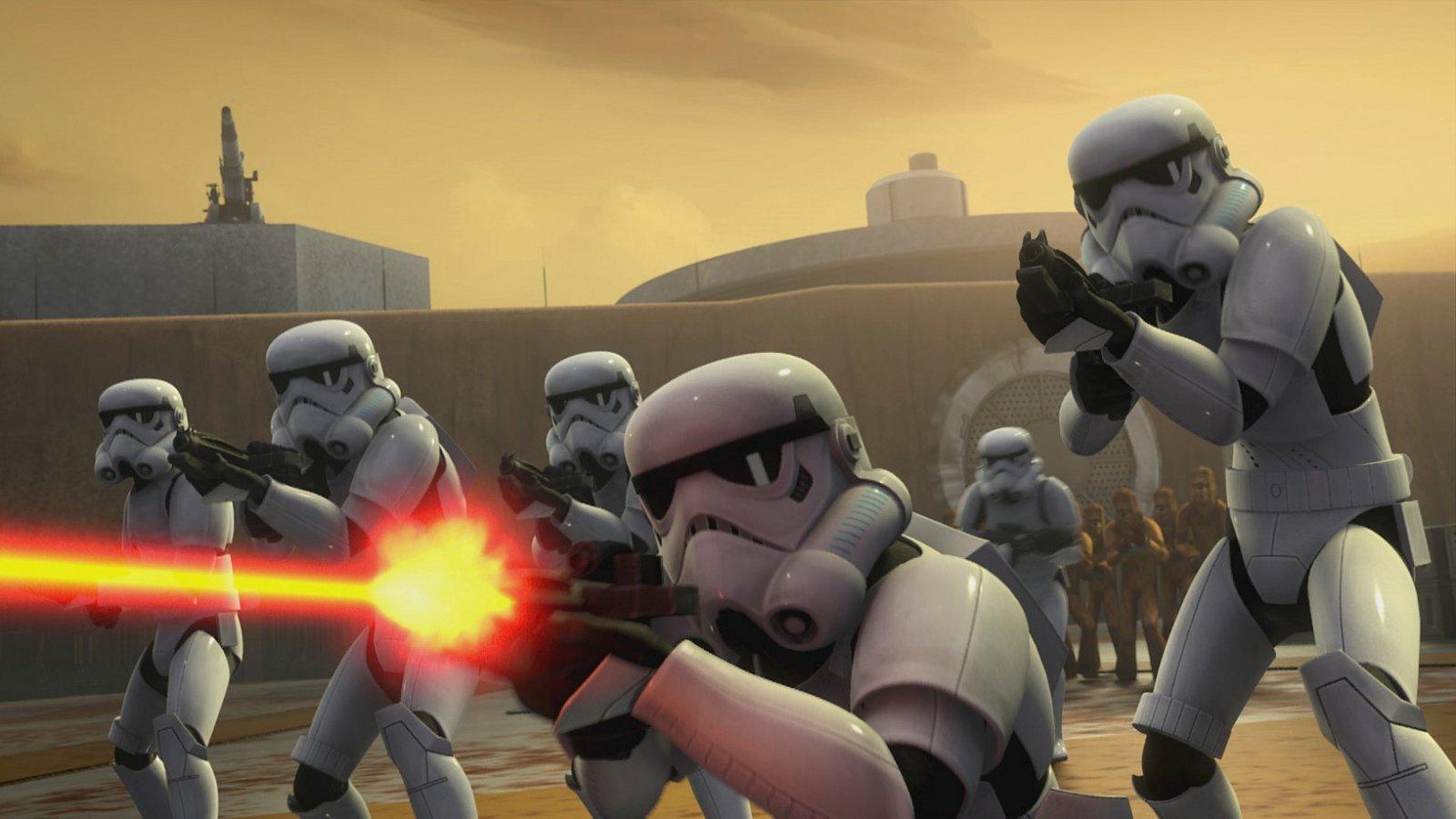 Seriál Star Wars: Povstalci od 5.. října na Disney Channel
