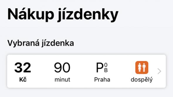 [aktualita] Nákup jízdenek v pražské MHD půjde přes externí aplikace, Praha nabízí deeplink