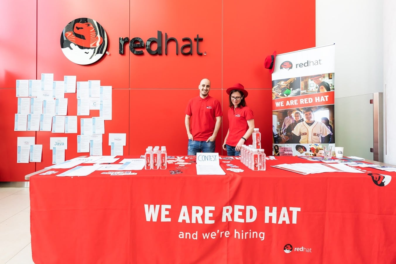 Red Hat Open House