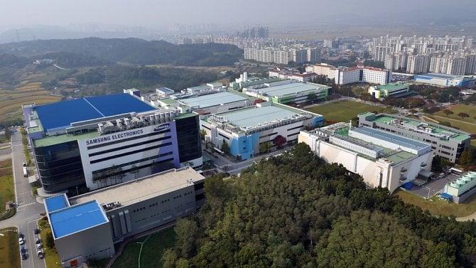 [aktualita] Kvartální zisk Samsungu spadl na polovinu