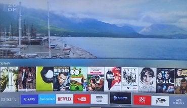 Voyo bylo, spolu s YouTube, bezproblémově funkční. Aplikace pro HBO GO a FilmBox Live však ještě nepracovaly.