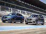 BMW X5 M aX6 M– závodění pro módesmany