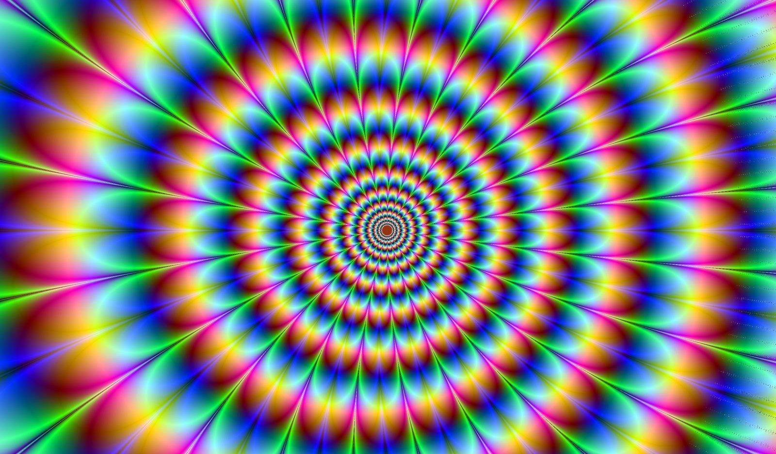 Hypnotizační spirála