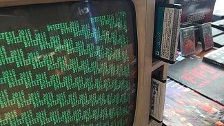 Děti, tak tohle je kazeta. Které počítače už patří do historie?