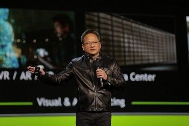 Jen-Hsun Huang, Nvidia CEO