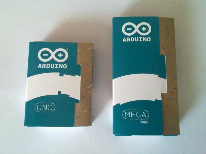 Nové Arduino
