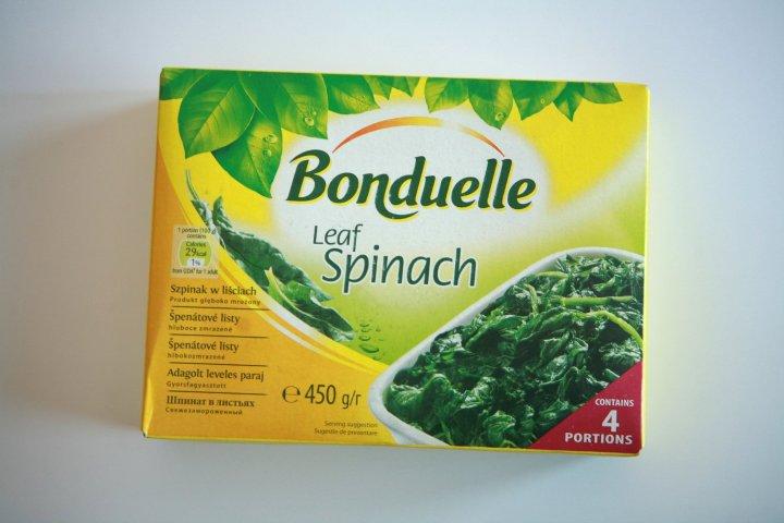 špenát Bonduelle