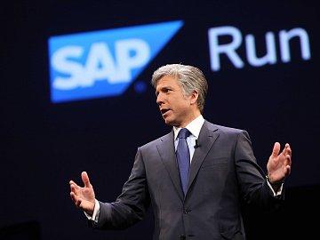 Bill McDermott, CEO společnosti SAP.