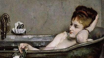 Vitalia.cz: Hygiena našich předků: Ženy se mydlily vkošili