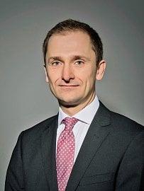 Ljubiša Tešić, finanční ředitel a člen představenstva UniCredit Bank (01/2017)