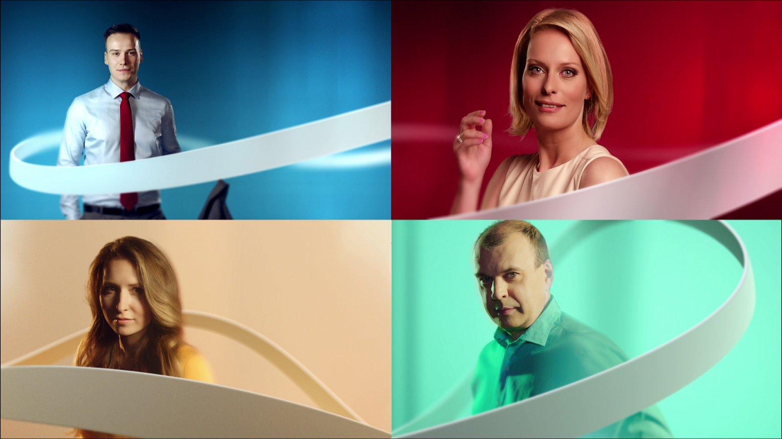 Nový vizuál televize Nova - květen 2015