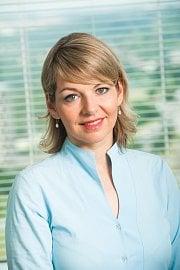 Hana Kovářová, ředitelka marketingu a komunikace Raiffeisenbank (06/2017)