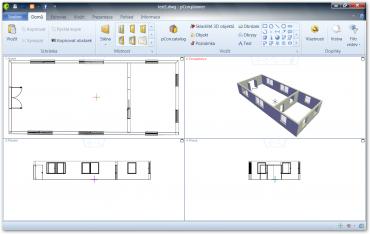 Snadný návrh dispozic a vybavení interiéru s aplikací pCon.planner