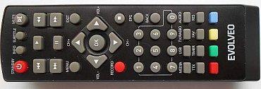 Dálkový ovladač je opravdu šikovný a v té správné velikosti. Na umístění EPG, resp. jeho malé tlačítko, jsem si zvykl rychle.