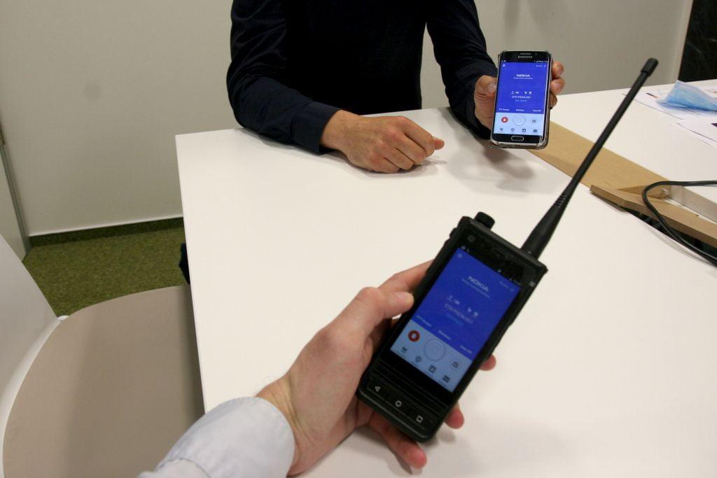 Nordic Telecom prototyp LTE vysílačky pro testování BB-PPDR sítě