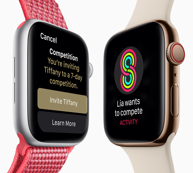 Podzimní novinky Applu: iPhone XS a XR, Apple Watch 4
