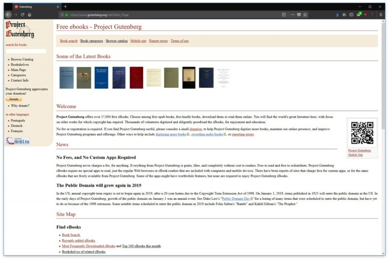 Projekt Gutenberg by vás mohl svou nabídkou alespoň na chvíli zaměstnat. Nabízí totiž přes 57 000 knih, které si můžete přečíst právě na své čtečce Kindle.
