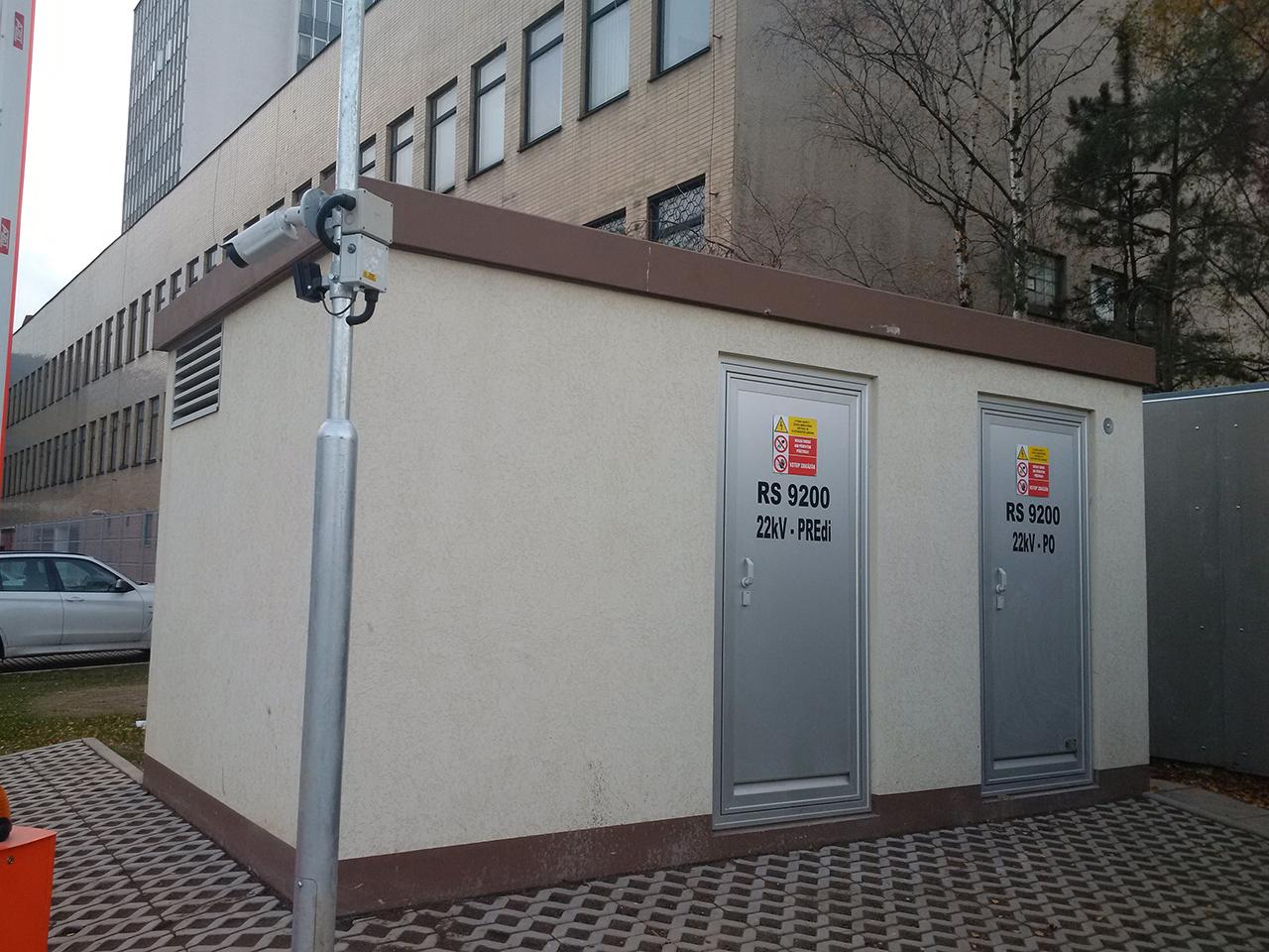 Druhé datové centrum TTC v Česku
