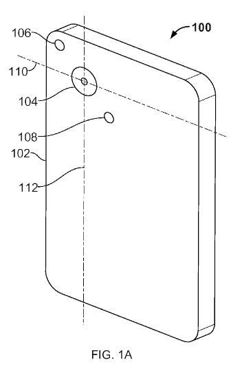 Google patent vícediodového blesku
