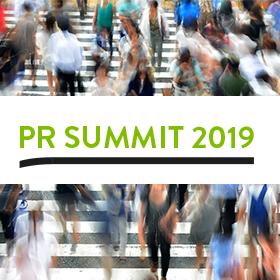 Logo PR Summit 2019