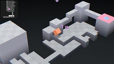 Screenshoty ze hry EDGE.