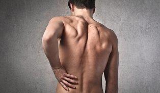 Když muže bolí záda, může to být rakovina