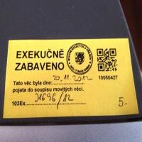 Exekutor si od letoška ukrojí ze mzdy dlužníka více