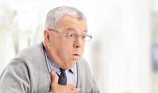 Vážná plicní nemoc začíná obyčejným zadýcháváním