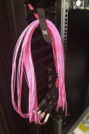 Optické breakout kabely MTP-4xLC(D)