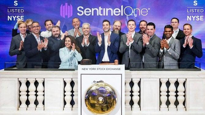 [aktualita] V Praze otevírá vývoj americký SentinelOne založený veterány z Izraele a Silicon Valley