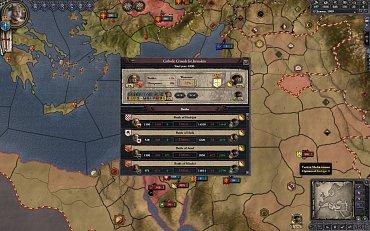 Crusader Kings II - obrázky k recenzi