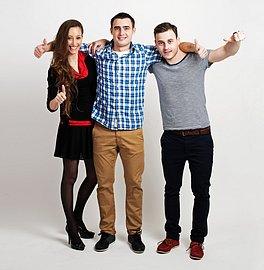 Nela, Marek a Ondřej