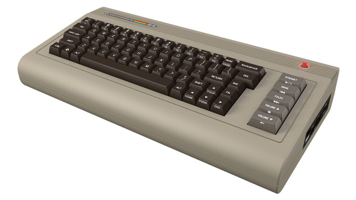 Nový Commodore 64