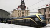 Na trasu mezi Prahou a Ostravou vyráží LEO Express