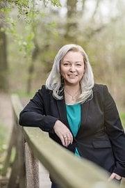 Magda Chramostová, produktová manažerka a vrchní disponent občanského pojištění odpovědnosti v České pojišťovně.
