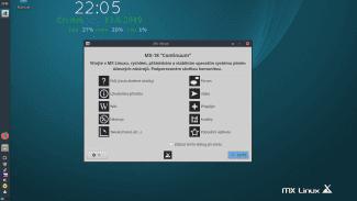 Root.cz: MX Linux 18.3: příjemný ajednoduchý desktop