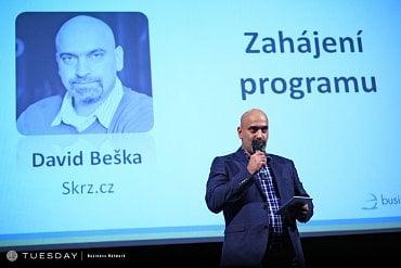 David Beška, Skrz.cz