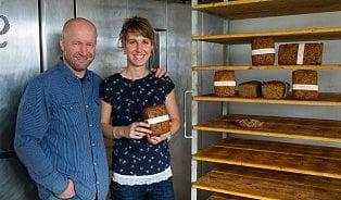 Koláčkova pekárna vyrábí 100% žitný chleba, po kterém baží Češi iNěmci